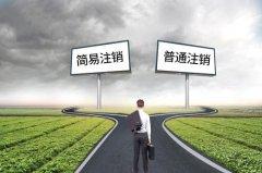 [深圳注销公司]深圳公司简易注销流程?